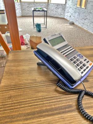 SAXAのビジネスフォン